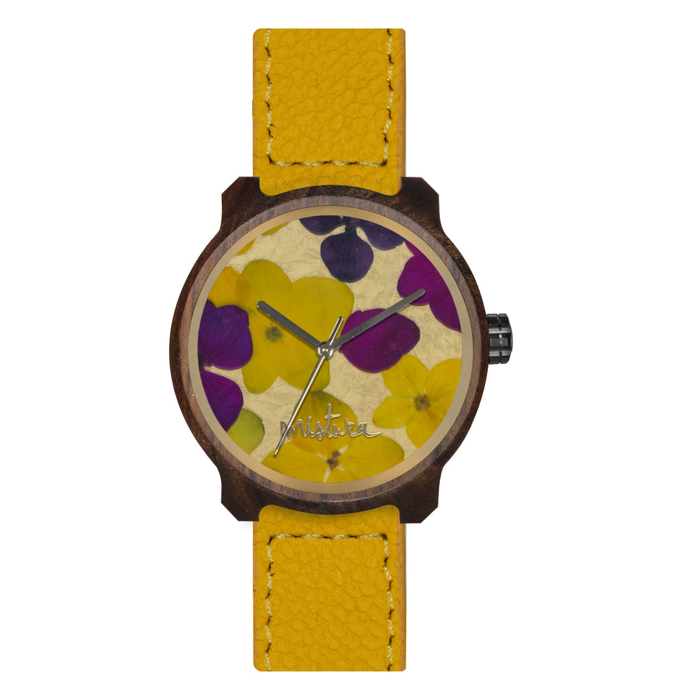 Mistura Marco XL Floral Watch - THE FACTORY 231