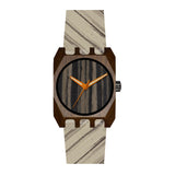 Mistura Volkano Wooden Watch - THE FACTORY 231