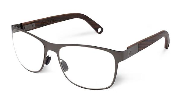 FENTO Albura Metal Wood Eyeglasses - THE FACTORY 231