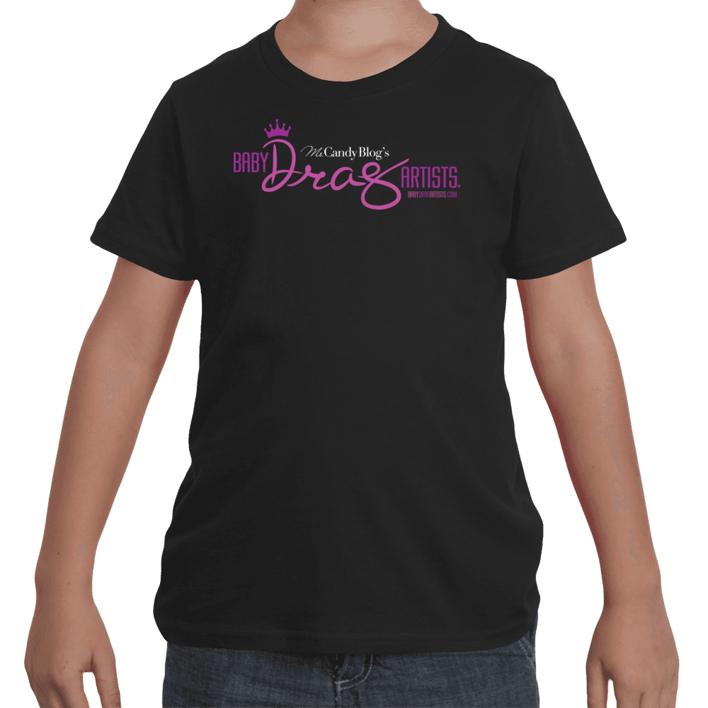 Baby Drag Artists Youth T Shirt