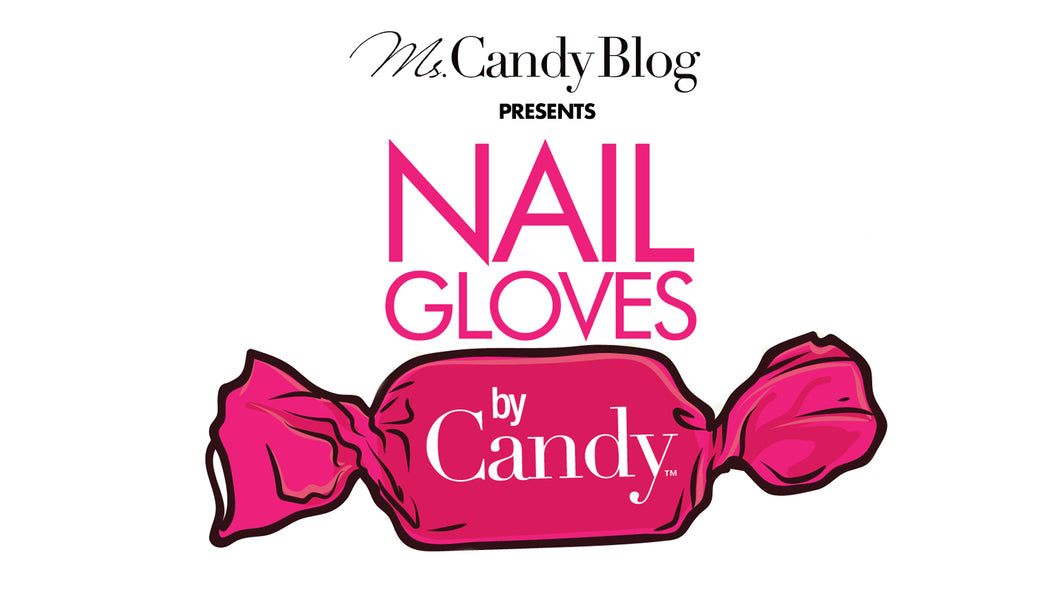 Custom Nail Gloves by Candy