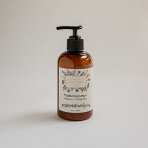 PEPPERMINT EUCALYPTUS MOISTURIZING LOTION