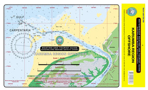 QLD Boating, Fishing, Camtas Marine Safety Guide - KARUMBA REGION OFFSHORE / BG769L