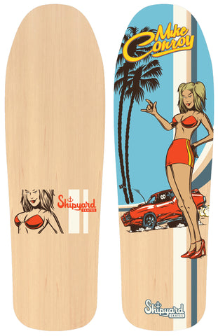 "Mike Conroy ""ENDLESS SUMMER"" Deck"