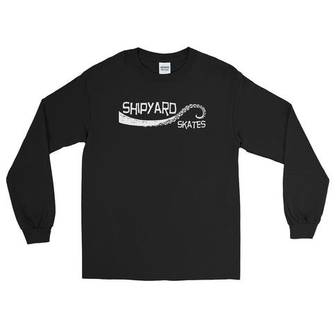 "Shipyard Skates ""TENTACLE"" Long Sleeve T-Shirt"