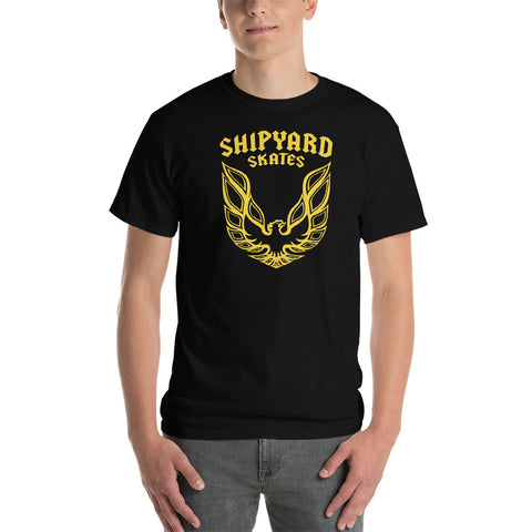 "Shipyard Skates ""BANDIT"" Short-Sleeve T-Shirt"