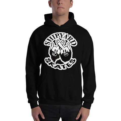 "Shipyard Skates ""NUMBER ONE"" Hooded Sweatshirt"