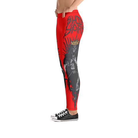 "Shipyard Skates ""CONQUEST"" Women's Leggings"