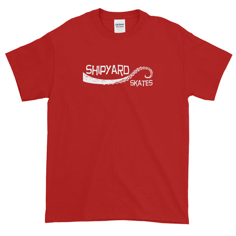 "Shipyard Skates ""TENTACLE"" Short-Sleeve T-Shirt"