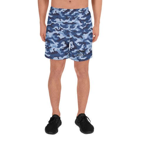 "Shipyard Skates ""CAMO""  Athletic Long Shorts"