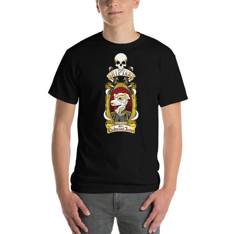 "Shipyard Skates ""SIR RICHMOND JAMES"" Short-Sleeve T-Shirt"