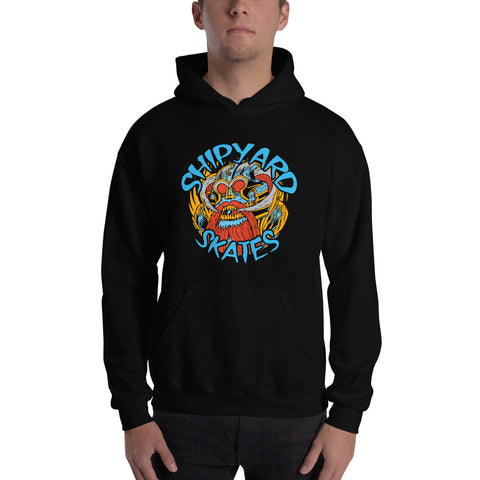 "Shipyard Skates ""BESERKER"" Hooded Sweatshirt"