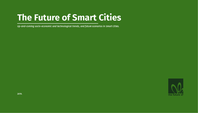 The Future of Smart Cities  report