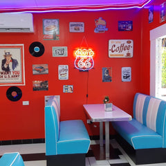 ROCK N ROLL DINER QLD AUSTRALIA