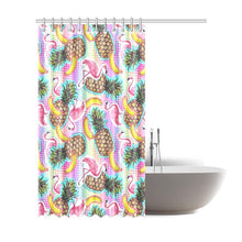"Load image into Gallery viewer, [SPECIAL ORDER] Goin' Troppo Shower Curtain 72""x84"""