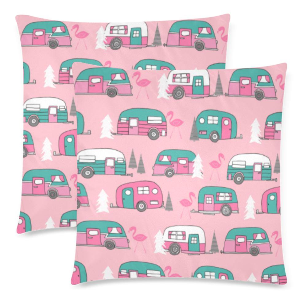 MINGO VANS Throw Pillow Cover 18