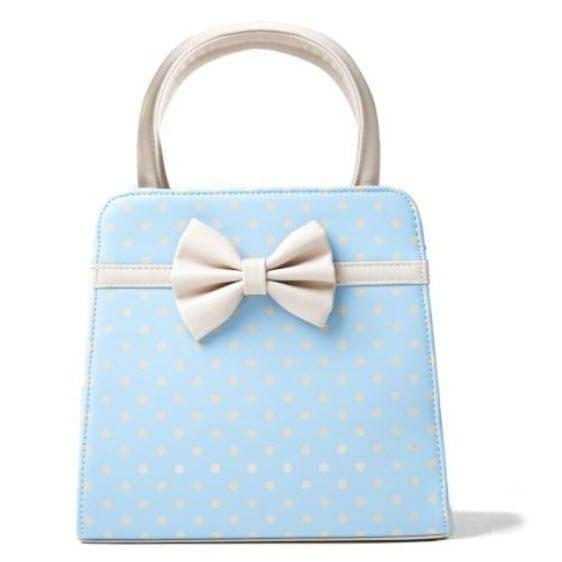 CARLA BAG by BANNED APPAREL UK BABY BLUE