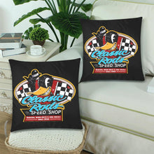 "Load image into Gallery viewer, CLASSIC RODS Cushion Cover 18""x 18"" (Twin Sides) (Set of 2)"