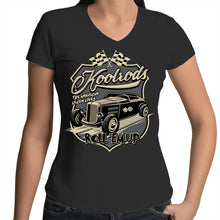 Load image into Gallery viewer, KOOLRODS - Womens V-Neck T-Shirt 8-16