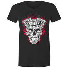 Load image into Gallery viewer, MOTORHEAD - Womens T-shirt 8-20
