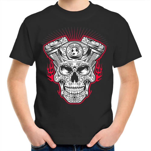 MOTORHEAD Kids Youth Crew T-Shirt 2-14