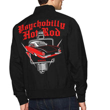 Load image into Gallery viewer, PSYCHOBILLY HOTROD Men's Hot Rod Bomber Jacket XS-3XL