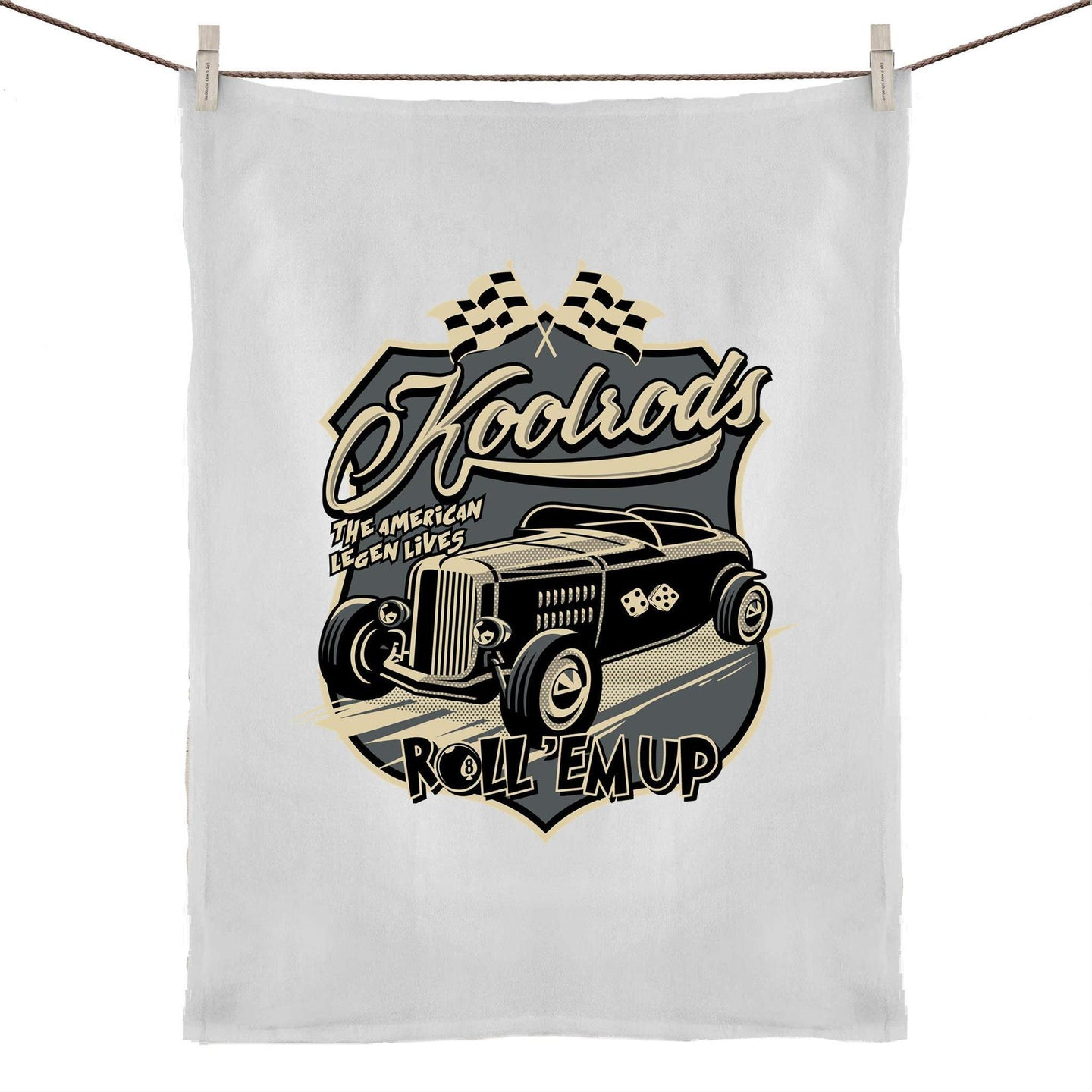 KOOLRODS Tea Towel