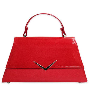 LIQUORBRAND RUMBLER Handbag Red