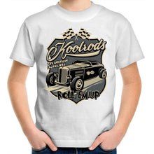 Load image into Gallery viewer, KOOLRODS Kids Youth Crew T-Shirt 2-14