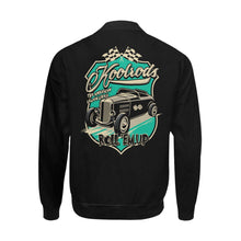 Load image into Gallery viewer, KOOLRODS Men's Hot Rod Bomber Jacket XS-3XL