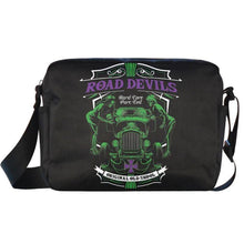 Load image into Gallery viewer, ROAD DEVILS Classic Cross-body Nylon Bags