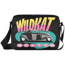 Load image into Gallery viewer, UNISEX Crossbody Nylon Satchel Bag WILDKAT CUSTOMS