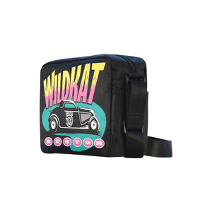 UNISEX Crossbody Nylon Satchel Bag WILDKAT CUSTOMS