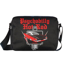 Load image into Gallery viewer, PSYCHOBILLY HOTROD Classic Cross-body Nylon Bags