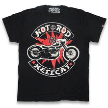 Load image into Gallery viewer, HOTROD HELLCAT MENS TSHIRT BOBBER