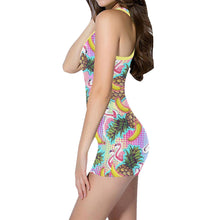 Load image into Gallery viewer, GOIN' TROPPO Women's One Piece Boyleg Swimsuit XS-5XL