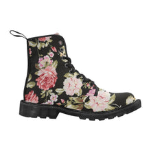 Load image into Gallery viewer, DAHLIAS Women's Lace Up Canvas Boots