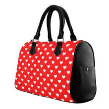 Load image into Gallery viewer, [PRE-ORDER] HEARTS Barrel Type Handbag