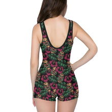 Load image into Gallery viewer, LEILANI TIKI Women's One Piece Boyleg Swimsuit XS-5XL