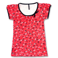 Load image into Gallery viewer, LIQUORBRAND MICRO CHERRIES RED Tshirt