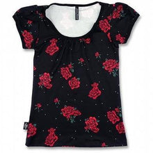 Load image into Gallery viewer, LIQUORBRAND ROSES Tshirt