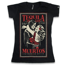 Load image into Gallery viewer, HOTROD HELLCAT TEQUILA Tshirt