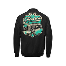 Load image into Gallery viewer, KOOLRODS Kid's Hot Rod Print Bomber Jacket XS-XL