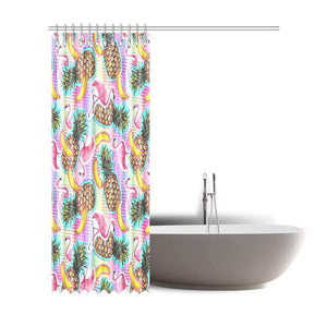 "[SPECIAL ORDER] Goin' Troppo Shower Curtain 72""x84"""
