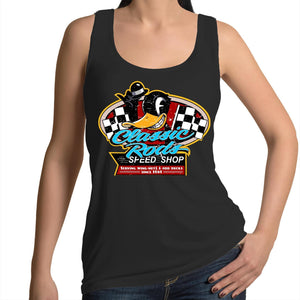 Classic Rods - Womens Singlet 8-16