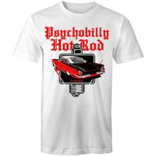 Load image into Gallery viewer, Psychobilly Hotrod - Mens T-Shirt S-5XL