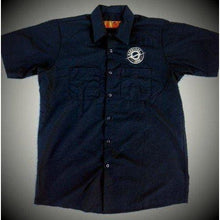 Load image into Gallery viewer, HARDCORE LOGO BUTTON UP WORK SHIRT MR SPECIAL - M to 5XL