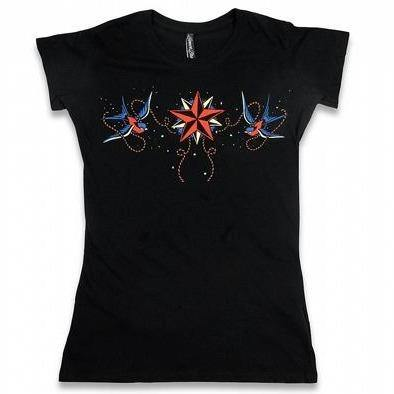 Liquor Brand NAUTICAL STAR Tshirt
