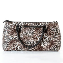 Load image into Gallery viewer, Yvonne Cool Clutch (Leopard) Wine Cooler bag handbag insulated wine lunch handbags