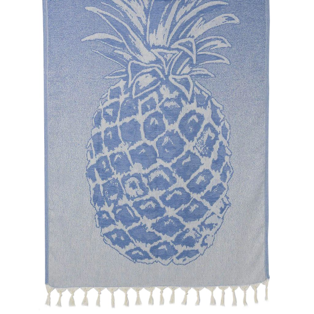 disndatmarket,Ocean Pineapple Turkish Beach Towel,disNdatmarket,Home - Homeware